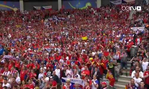 ملخص مباراة #اسبانيا_التشيك في دور المجموعات ل #امم_اوروبا