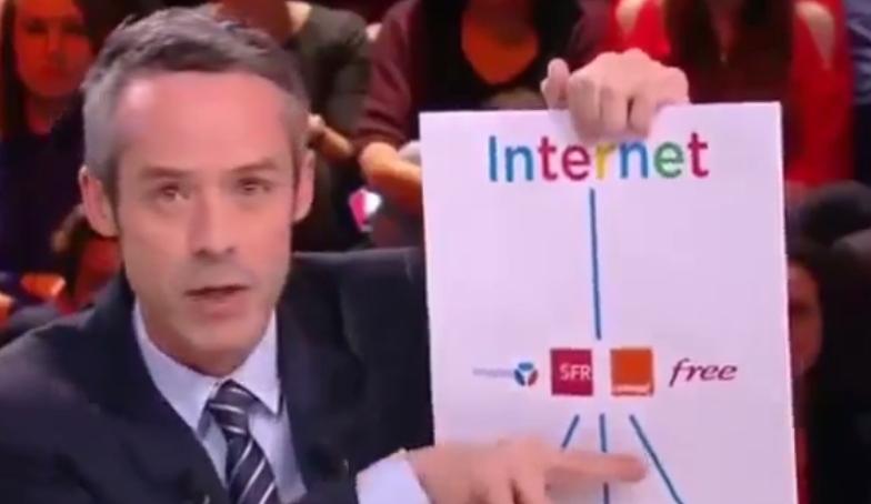Le petit journal se moque - BAC 2016 Algérie blocage des réseaux le petit journal