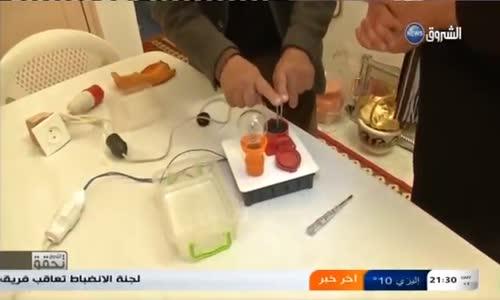 الامارات تخطف المخترع الجزائري بعد اختراعه المذهل منع الصعق الكهربائي