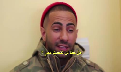 شاب عربى فى امريكا قال له صديقه انه ارهابى _ شاهد كيف رد عليه _ جعل صديقه يبكى ويتأسف له