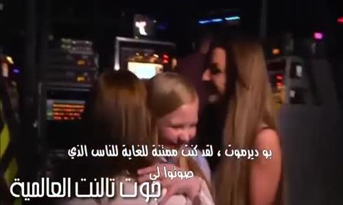 موهبة الباز الذهبي لأماندا توقف الجميع مجددا وتفوز بالمركز الخامس في النهائي 2016 - مترجم حصرياً