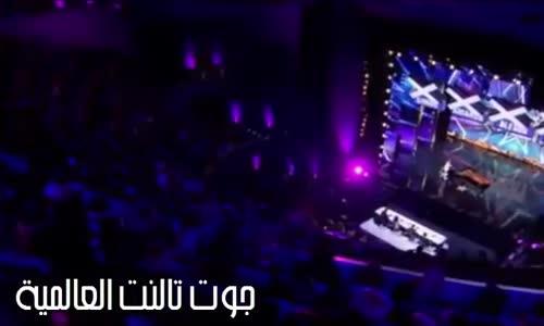 موهبة غنائية رائعة أثارت إعجاب الجميع في برنامج المواهب البريطاني 2015