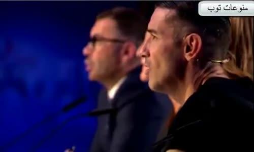 شاهد شاب مصري ماذا فعل بلجنة التحكيم في Got Talent España 2016
