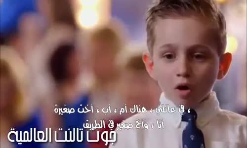الموهبة الكوميدية للطفل ذو 6 سنوات الذي أبهر الحكام في برنامج المواهب الامريكي 2016 - مترجم حصريا