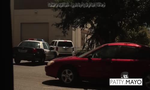 ماذا ستفعل هذه الفتاة عندما يجد عندها شرطي مخدرات في سيارتها (جديد 2016)