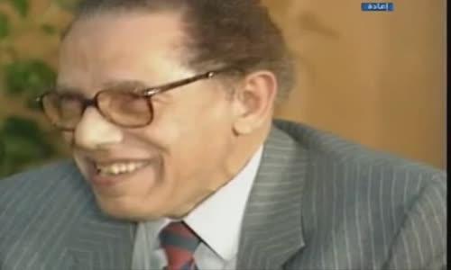 لقاء إذاعى نادر ... د_ مصطفى محمود فى مشوار حياتى