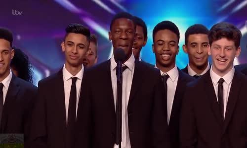 برنامج المواهب البريطاني 2016 فرقة رقص Khromos Agoria اجمل المواهب الرقص Britains Got Talent 2016