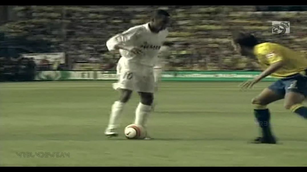 Robinho Crazy Dribbling Skills, Tricks, Goals  2005 2006 Real Madrid