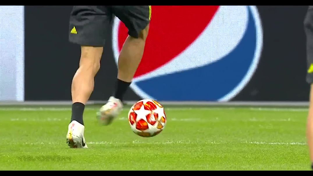 Cristiano Ronaldo Brilliant Footwork