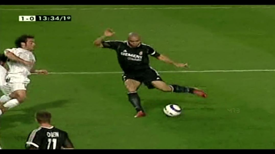 Ronaldo Phenomenon Legendary Dribbling Skills  Footwork