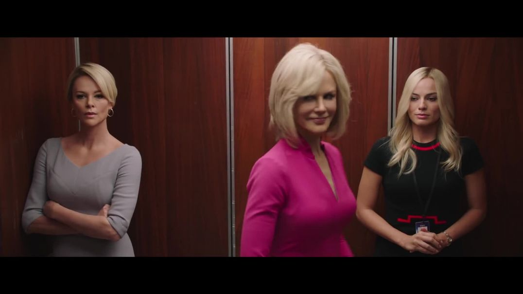 Bombshell Official Teaser — Charlize Theron, Nicole Kidman, Margot Robbie