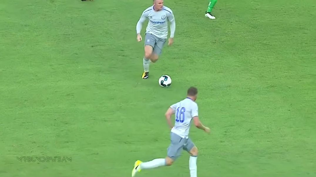 Wayne Rooney Crazy Goals