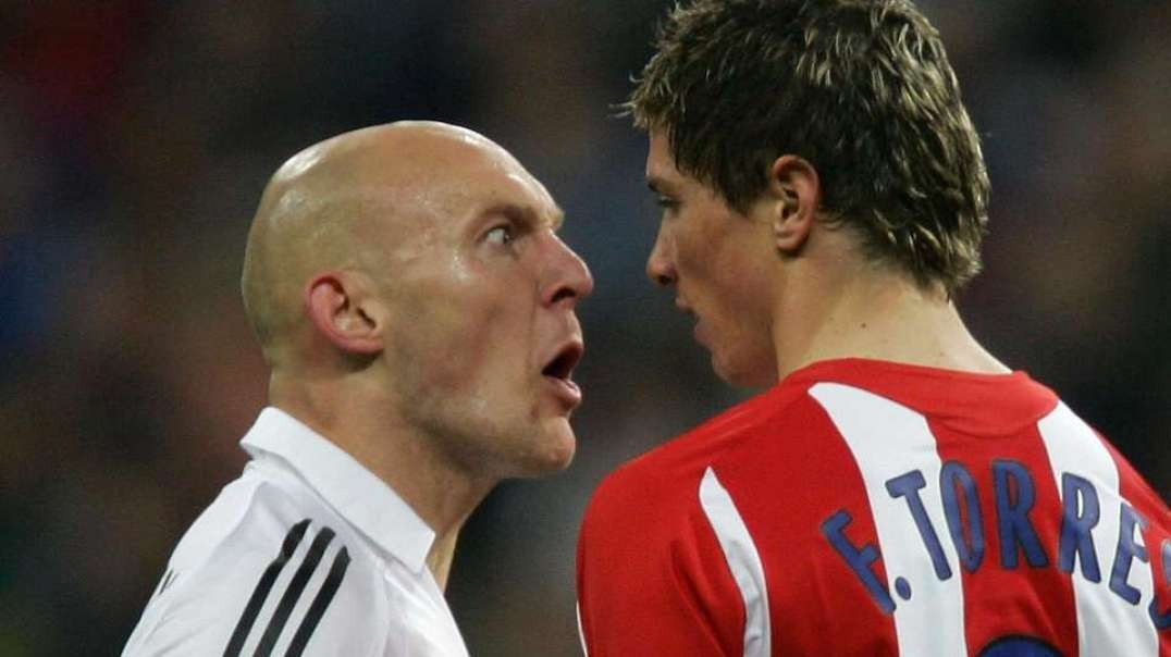 Thomas Gravesen  The Psycho  Horror Fouls Crazy Skills