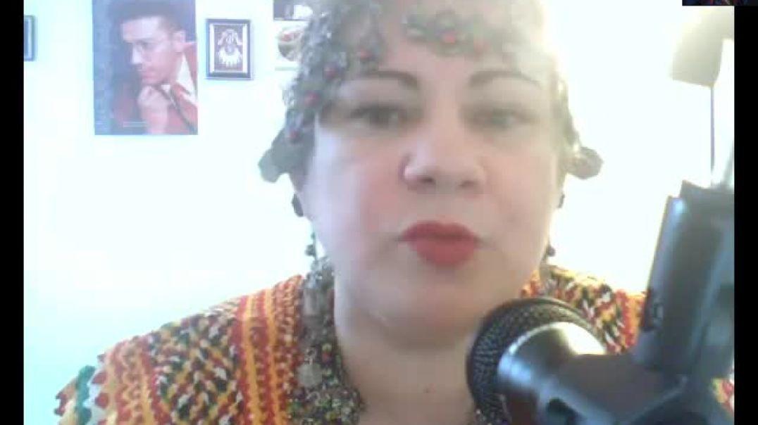 صونيا ايت احمد و عنصريتها ضد الجزائريين