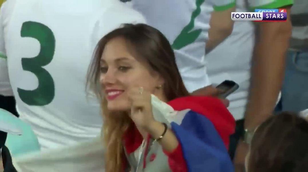 ملخص مباراة الجزائر وروسيا 1-1 (كأس العالم 2014) مباراة مجنونة
