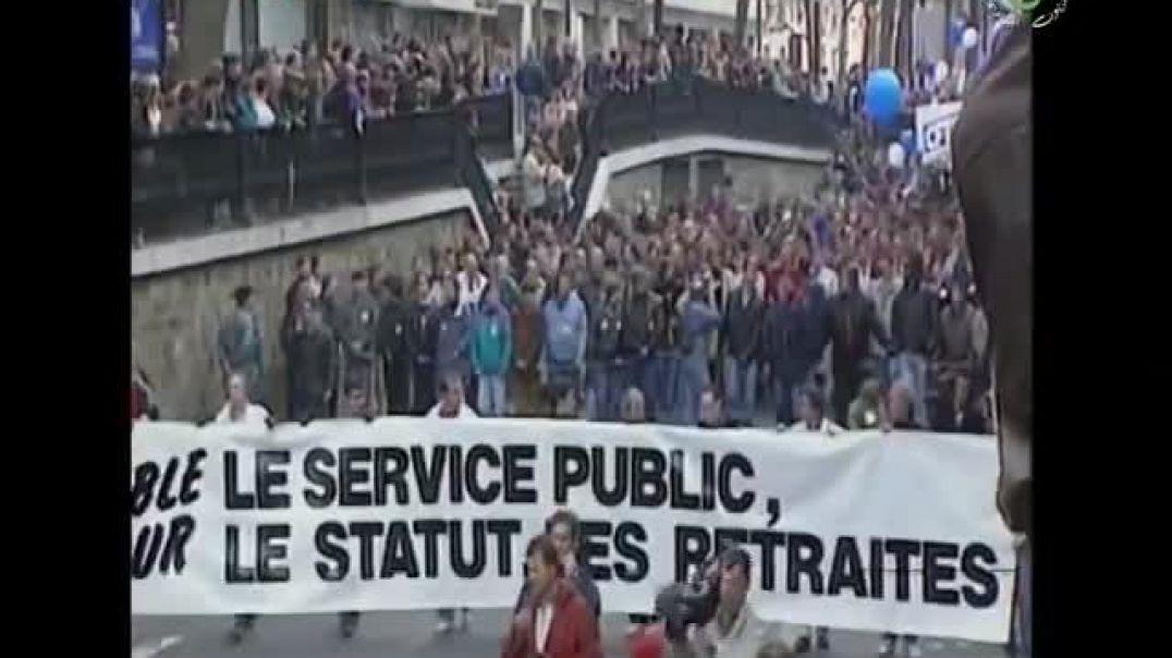 التلفزيون الجزائري يقصف فرنسا و اوروبا ويصفهم بالجبناء المتلونون كالحرباء