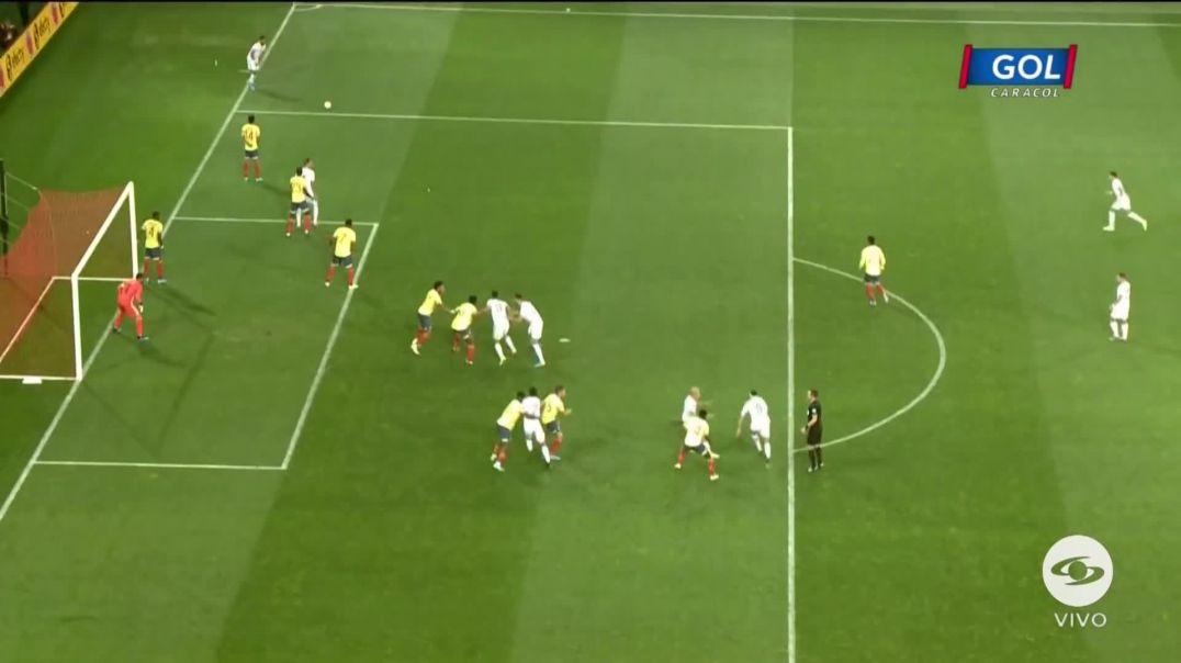 كل ما فعله رياض محرز ملخص مباراة الجزائر وكولومبيا 3-0 | مباراة عالمية