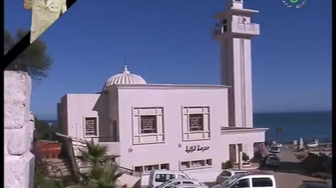مسجد زيغوت يوسف بعنابة مسجد شيده المجاهد الفقيد الفريق أحمد قايد صالح
