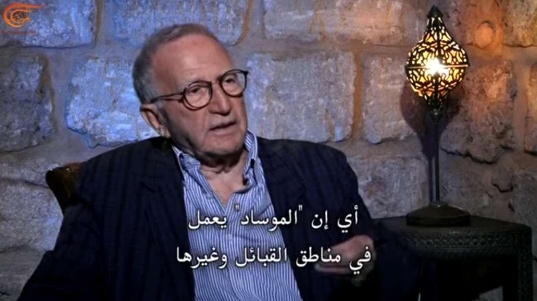 الكاتب يعقوب كوهين اسرائيل تستعمل عملائها من القبائل الامازيغ للاطاحة بدول مثل الجزائر والمغرب