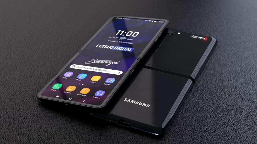 سامسونغ تعلن عن المواصفات الجبارة لهواتف Galaxy Z Flip