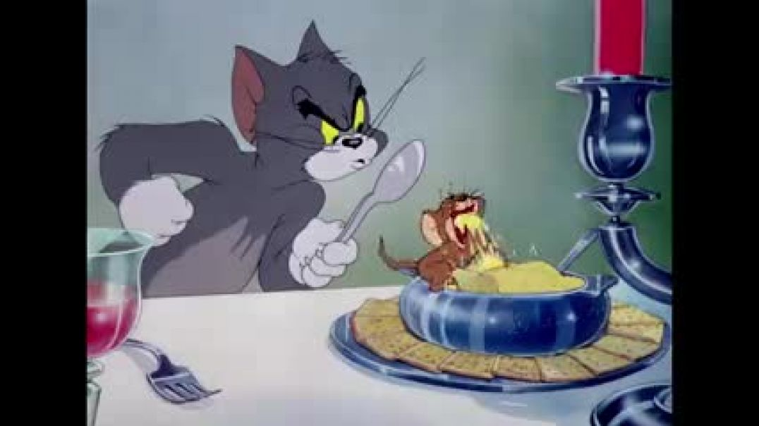 Tom and Jerry | The Deliciousness | Classic Cartoon