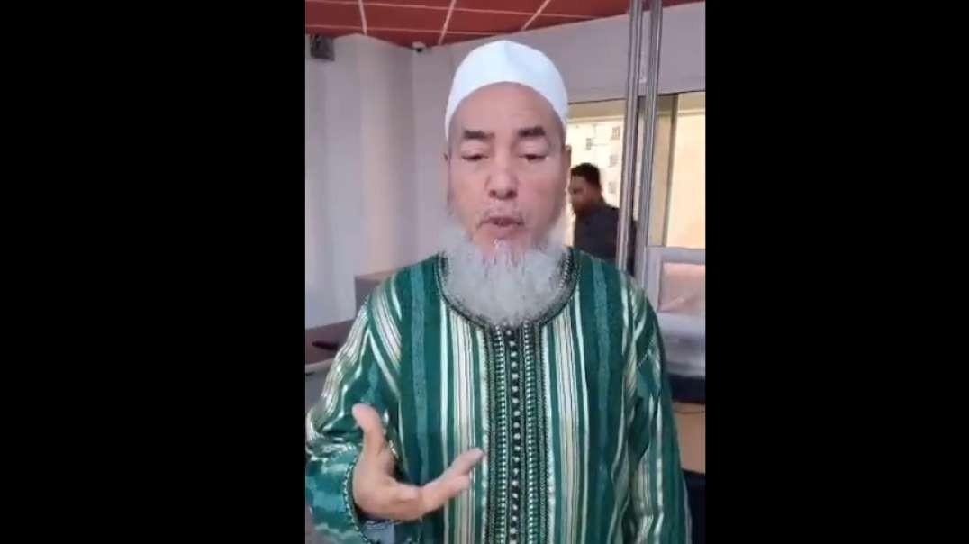 الشيخ شمس الدين يتحدث بعد غلق المساجد ويفتي ببطلان القرار