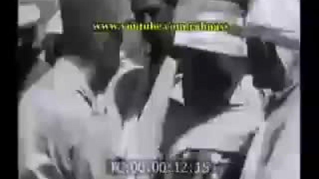 شاهد كيف  كان يلتحق الزوواف بالجيش الفرنسي ضد الثورة الجزائرية