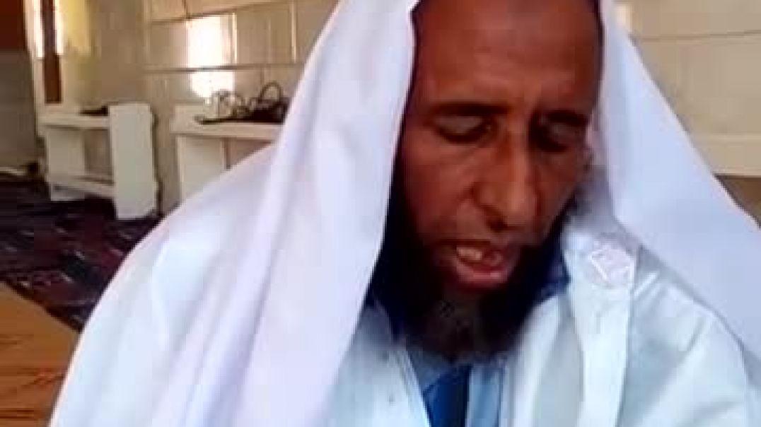 عالم صنهاجي موريتاني حفيد يوسف بن تاشفين يفتخر بنسبه الحميري اليمني