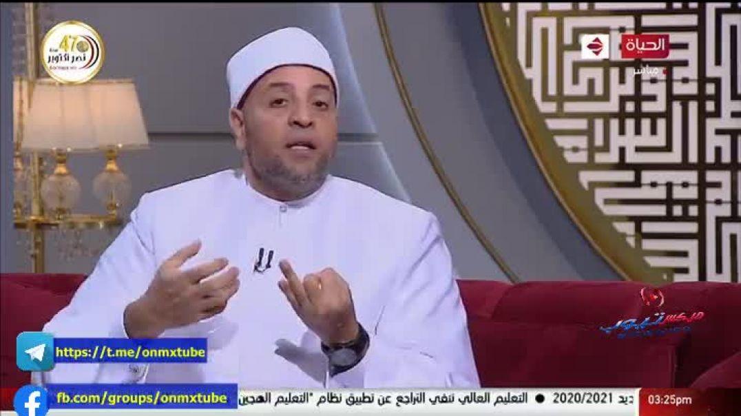 فضل الدعاء د.رمضان عبدالرازق 16.10.2020