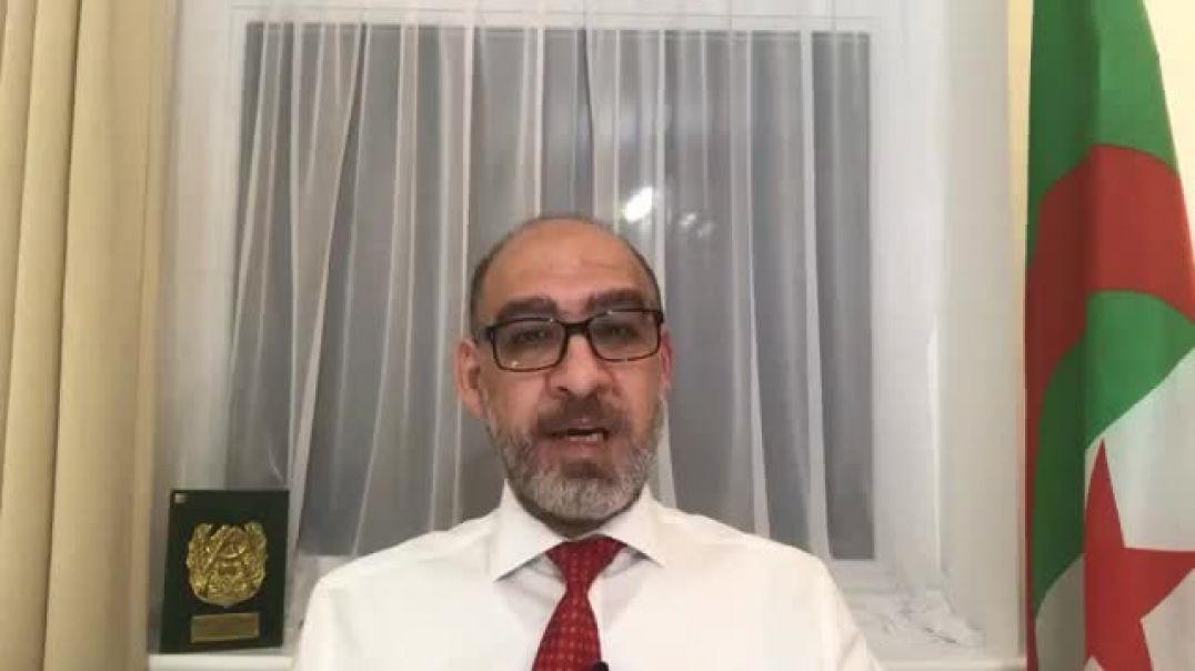 حسين هارون تبون انقلب على الجيش ويأمرهم باطلاق المجرمين توفيق وطرطاق وعودة خالد نزار