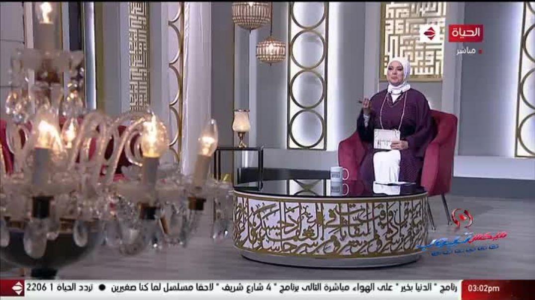 إن الله معنا د. رمضان عبدالرازق 2020.11.4