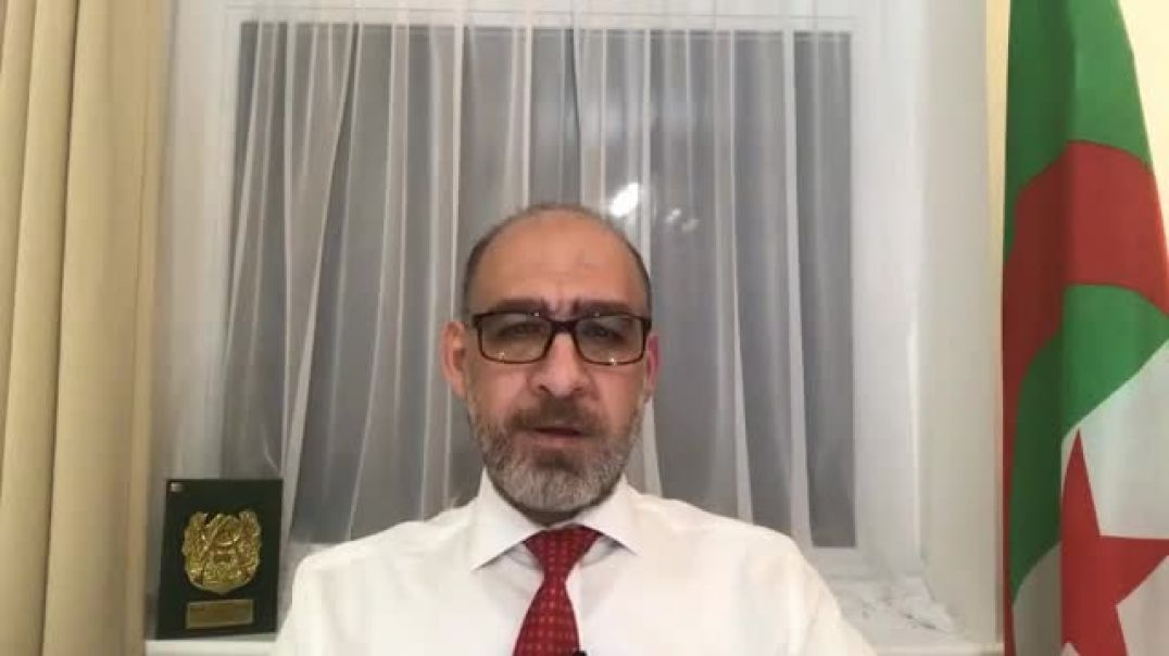 حسين هارون تبون انقلب على الجيش ويسرب الملفات السرية لفرنسا ويوقف ملفات التحقيق في الفساد التي تصله