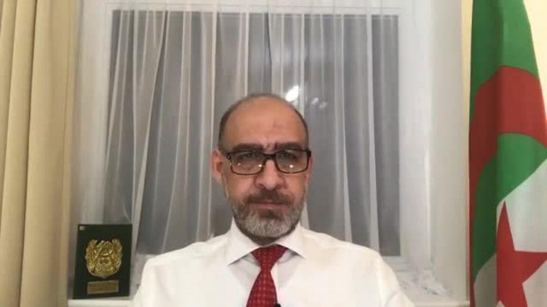 المخابراتي السابق حسين هارون: الوزير جراد تعطيه فرنسا الاوامر ويتوعد زغماتي بسبب الخيانة للقائد صالح
