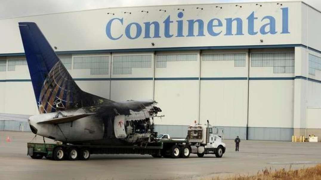 تحقيقات الكوارث الجوية: كونتيننتال ايرلاينز الرحلة ( 1404) 2021