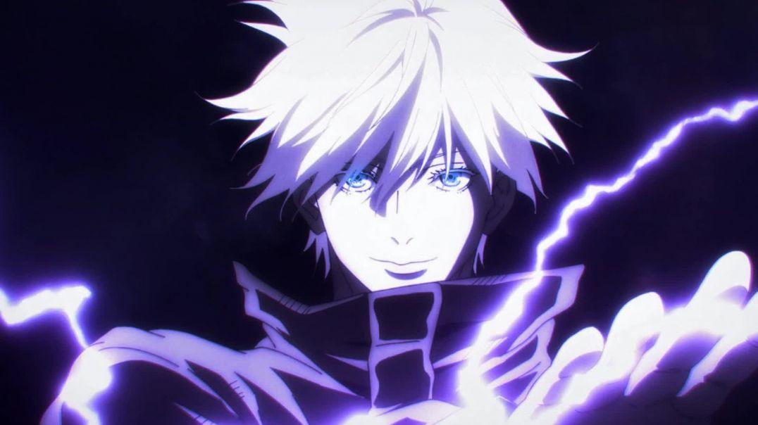 Jujutsu Kaisen Episode 20  Gojo Satorus Hollow Purple Theme HQ Cover