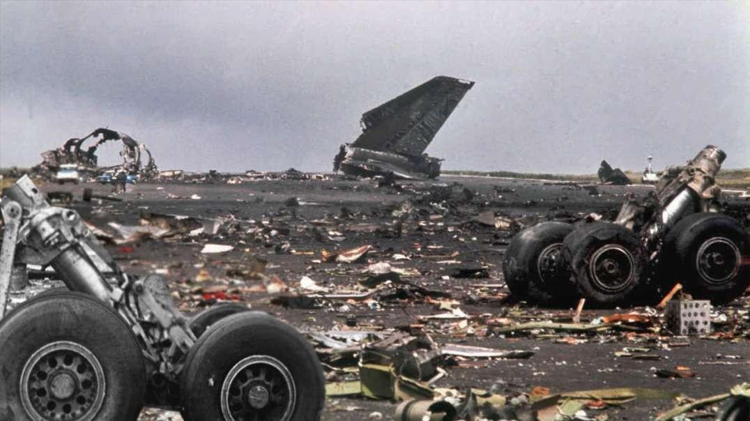 تحقيقات الكوارث الجوية - الناجون  2021