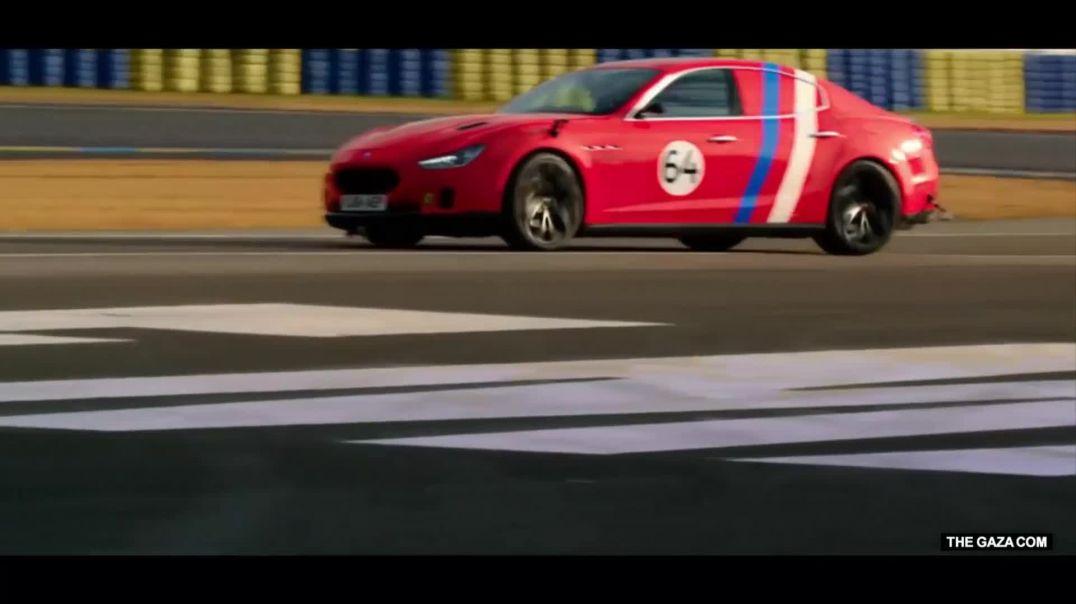 صانع السيارات الخارقة: سيارة المازيراتي2021