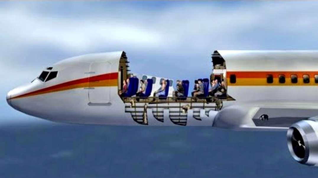 تحقيقات الكوارث الجوية: تمزق هيكل الطائرة HD