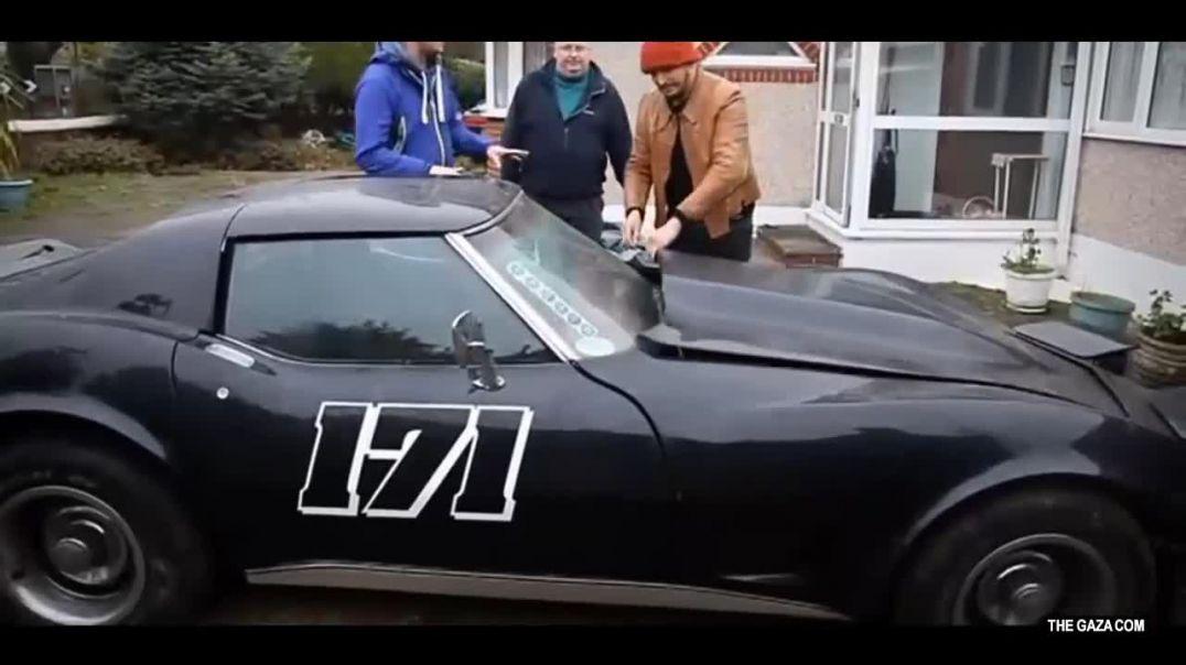وحدة إنقاذ السيارات: الكورفيت السوداءHD