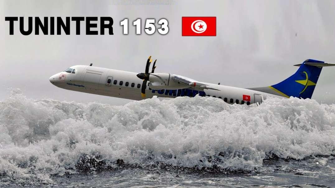 تحقيقات الكوارث الجوية: الخطوط التونسية رحلة ايطالياHD