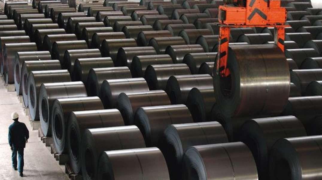 صنع في ايطاليا - الحديد والفولاذ HD