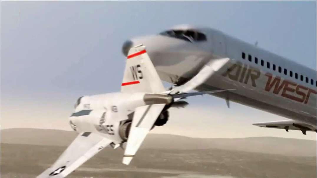 تحقيقات الكوارث الجوية: تصادم جبال سان غابرييل الجوي الرحلة 706