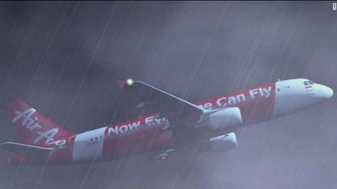 تحقيقات الكوارث الجوية:طيران آسيا الرحلة 8501 - 2021