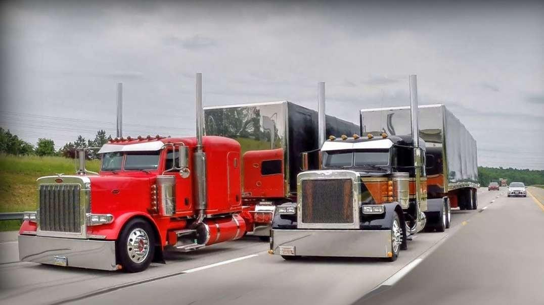 وثائقي: سباق اجمل شاحنة في العالم HD