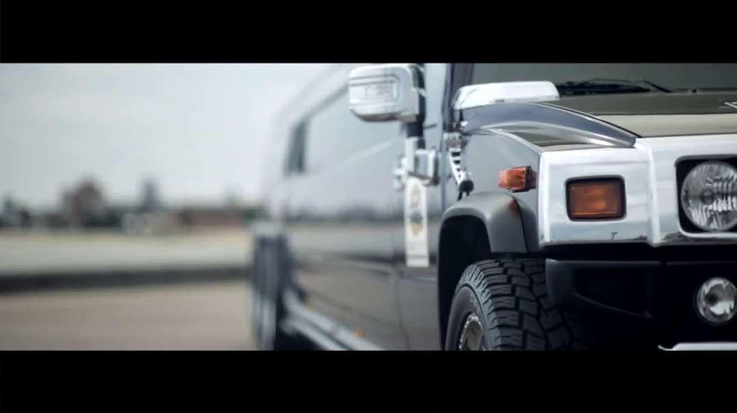 مصانع عملاقة : سيارة الهمرالموزين Hummer Limousine