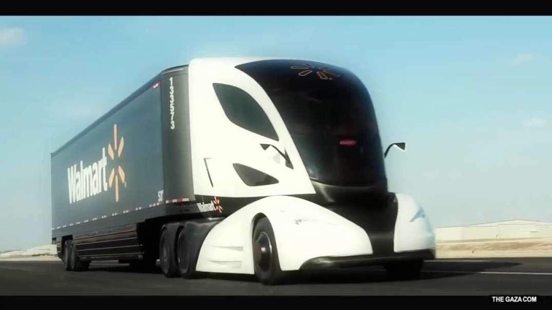 مصانع عملاقة: وول مارت للنقل البري 2021